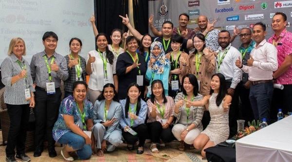 APRIGF 2018 Fellows